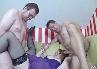Amateur bisexual cuckold